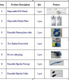 De eerlijke Generator Van uitstekende kwaliteit van Electrosurgical van de Lage Prijs van de Levering van de vervaardiging 300W