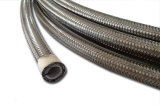 Teflon PTFE avec des tuyaux renforcés en acier inoxydable