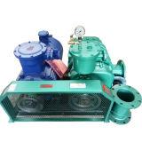 Подвижной вентилятор воздуходувки для вентиляции силосохранилища зерна