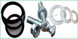 Ajustage de précision de tuyauterie pour l'installation d'extinction automatique d'incendie