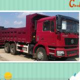 Vrachtwagen van de Kipper van Shacman van de Vrachtwagen van China de Op zwaar werk berekende