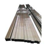 Profil en aluminium anodisé de profil en aluminium d'extrusion de Champagne de matériau de construction pour l'industrie de porte de guichet