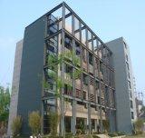 Полуфабрикат светлое офисное здание стальной структуры (KXD-72)