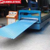 PPGI gerunzelt Roofing Blatt farbige Metallfliese für Baumaterial