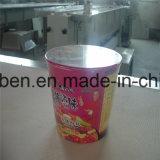 Kastenshrink-Verpackungsmaschine mit Zufuhr