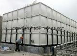 L'eau sanitaire Reservior de fibre de verre de FRP SMC