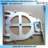 ステンレス鋼の機械化の部品CNCの精密部品
