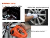Автоматический непредвиденный ремонт автомобиля оборудует электрический гидровлический Jack с ключем удара и насос надувать