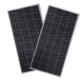 Panneau polycristallin bon marché de module de système solaire d'énergie renouvelable
