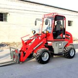 Mini Skid Steer Loader com Trencher