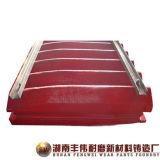 Sand-Gussteil-Kiefer-Zerkleinerungsmaschine-Ersatzteile von der Gießerei