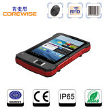 Ordinateur portable portable GPRS / GPS Android Tablette PC Bluetooth avec RFID et empreinte digitale (A370)