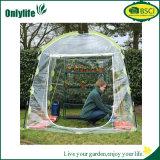 Onlylife PE PVC 직물 작은 정원 온실 온난한 집