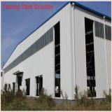 Construcción de acero prefabricado de grandes dimensiones