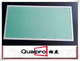 Круглая панель доступа с алюминиевой рамкой Ap7715