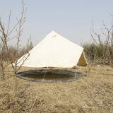 Холстина хлопка шатры колокола 5 метров с зашитые в Groundsheet