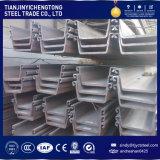 Niedriger Preis Platte-Form Stahlblech-Stapel mit dem Meerwasser beständig