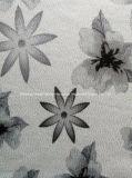 Tessuto stampato della pelle scamosciata per l'indumento