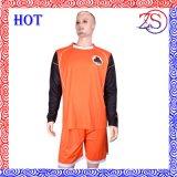 Sublimation-Sportkleidung-Drucken-Fußball Jersey u. Fußball-Hemd (C220)