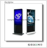 32 '' Wand Mount Full HD WiFi 3G Digital Signage Advertizing LED Display Screen für Advertizing