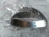 Hohe Präzision CNC bearbeitete die Aluminiumteile maschinell, die in China hergestellt wurden
