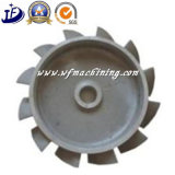 Carcaça personalizada do ferro cinzento de ferro de molde da carcaça de areia para carcaças