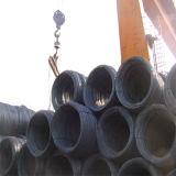 Alambre Rod de acero con poco carbono de Q195 Q235