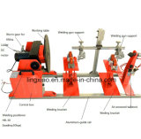 Ce Certified Welding Positioner for Motorcycle Accessories Soldagem
