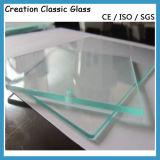 glas van de Vlotter van 312mm het ultra Duidelijke/het extra Duidelijke Glas van de Vlotter