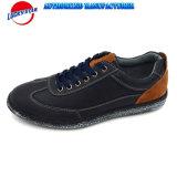Chaussures occasionnelles de qualité pour l'unité centrale des hommes avec la toile