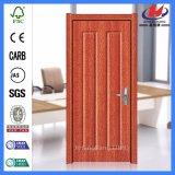 Двери PVC ламината пластмассы цен Кералы ванной комнаты нутряные (JHK-P03)