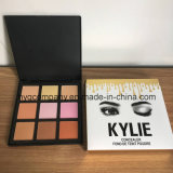 Paleta duradouro nova da sombra da boa qualidade da cor de Kylie 9