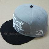 Tampão/chapéu do Snapback do painel do costume 7