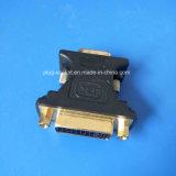 DVI Weibchen VGA-männlicher Adapter (HD-006)