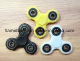 Großhandelsantiangst-Schreibtisch-Spielzeug Alunimun Messingspinner-Handunruhe-Spinner