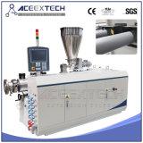 Linha de produção gêmea da tubulação do PVC (CE/SGS)