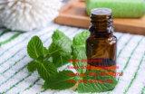 Huile de menthe poivrée essentielle d'ingrédient organique de menthe poivrée