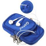 Heißer Verkaufs-Sport-laufender Riemen-elastische Taille/Armbinde-Beutel-Qualität
