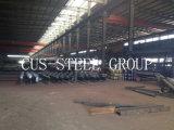 Het geprefabriceerde LichtgewichtPakhuis van het Staal/de pre Gebouwde Fabriek van de Structuur van het Staal