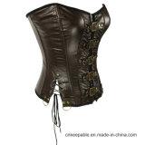 Корсет/Bustiers тренировки шкафута Steampunk Shapewear способа женщин