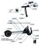 시트를 가진 400W 알루미늄 전기 자전거