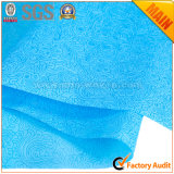 Verpakkende Document van de Gift van de Bloem van pp het Niet-geweven rolt het Blauw van het Meer van Nr 22