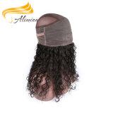 Chemikalien-freies Jungfrau-Haar-Silk Spitzenschliessen-Spitze-Stirnbein