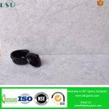 Популярный серый Veined проектированный камень кварца для Countertops кухни