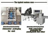 Het hotel levert de Beschikbare Verpakkende Machine van het GezichtsWeefsel van de Verpakkende Machine van het Scheermes