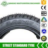 3.00-10 Roller-Gummireifen-Reifen-Hersteller China-Qingdao