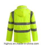 ANSI107 증명서를 가진 안전 재킷 (C2442)