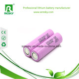 18650 batterie Li-ion rechargeable Icr18650-26f
