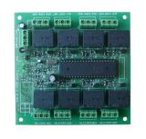 El sistema de alarma casera de la seguridad del PSTN G/M con 16 ató con alambre +16 zonas sin hilos (GSM-816-16R)