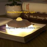 人間の感知および光学センサーのダイヤモンド小さい夜ライト